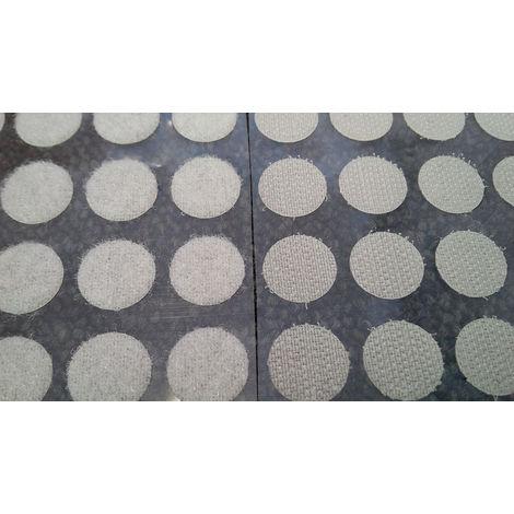 Ruban auto-agrippant Crochets et Boucles, 20mm x 200mm