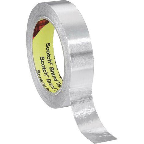 Ruban de blindage Scotch® 1170 3M ET117015X16.5 argent (L x l) 16.5 m x 15 mm 1 pc(s)