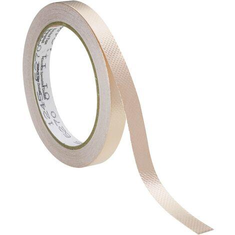 Ruban de blindage Scotch® 1245 3M FE510052890 cuivre (L x l) 16.5 m x 12 mm 16.5 m