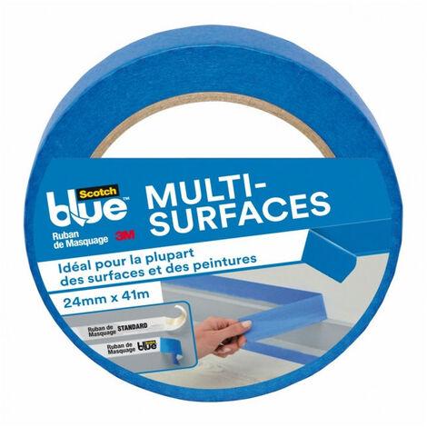 Ruban de masquage multi-surfaces Blue Scotch