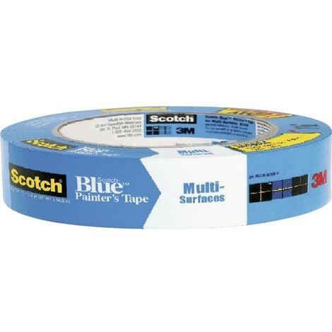 Ruban de masquage Scotch® 290 3M PP209024 bleu (L x l) 50 m x 25 mm 1 pc(s)