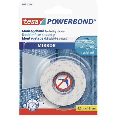 Ruban de montage tesa® POWERBOND tesa 55732 (L x l) 1.5 m x 19 mm 1.5 m