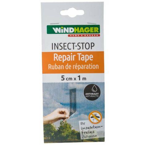 Ruban de réparation en fibre de verre pour moustiquaire
