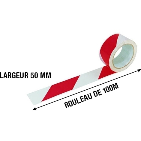 RUBAN DE SIGNALISATION (rubalise 100ml)