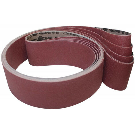 Ruban en tissu abrasif Korond KK711X10x305mm K60 VSM