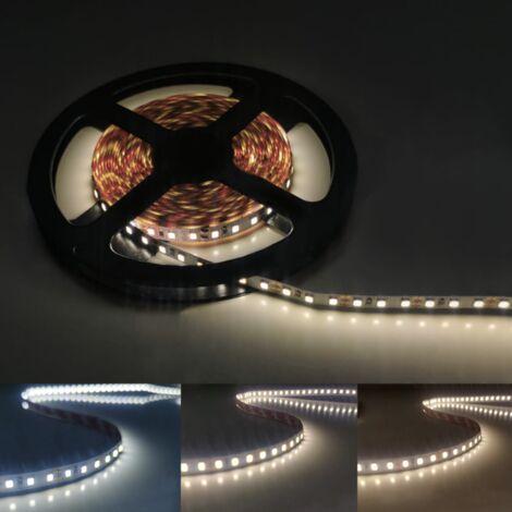 Ruban LED 12V 5M 2835 IP20 120LED/m