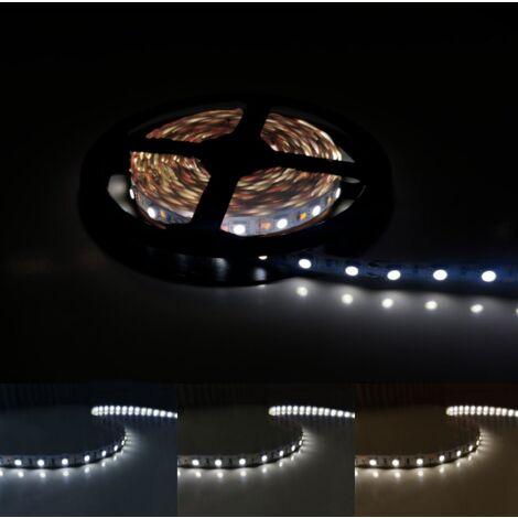 Ruban LED 12V 5M 5050 IP20 60LED/m