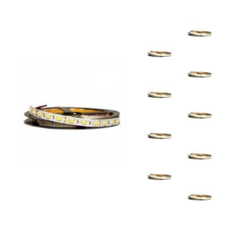 """main image of """"Ruban LED 12V 5M 5050 IP20 60LED/m (Pack de 10)"""""""