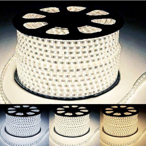 Ruban LED 220V Recoupable 50M IP65 2835 120LED/m