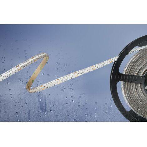 Ruban LED Barthelme Basic 51540128 51540128 blanc chaud N/A