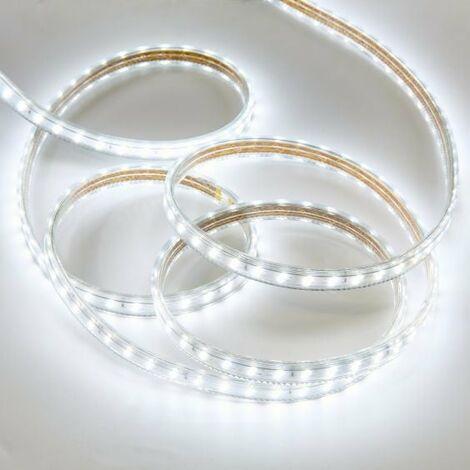 Ruban LED de chantier 15W/m 50m WOLTZ