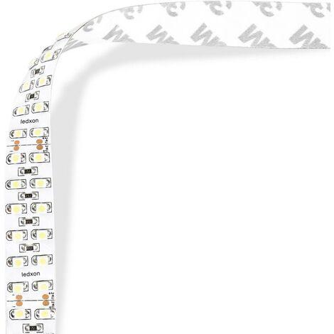 Ruban LED ledxon LFBHL-SW830-24V-12D83-20 9009141 blanc chaud