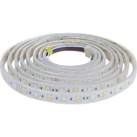 Ruban LED (Set complet) HQLLEASYOUTD Puissance: 60 W blanc chaud