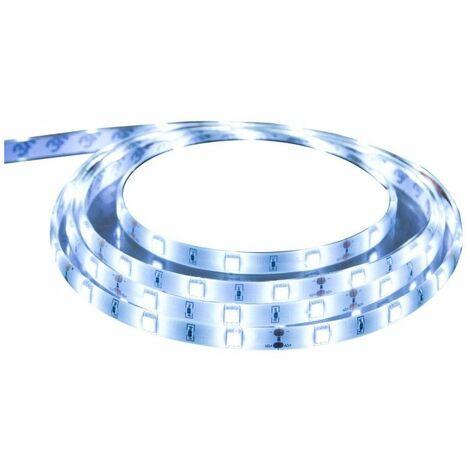 """main image of """"Ruban LED télécommandé - 500 x 1 x 0.4 cm - Blanc chaud - Livraison gratuite"""""""