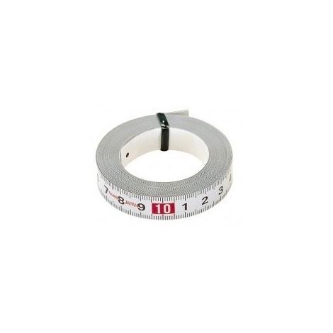 Ruban mesure adhesive 1m larg.13pit10mw