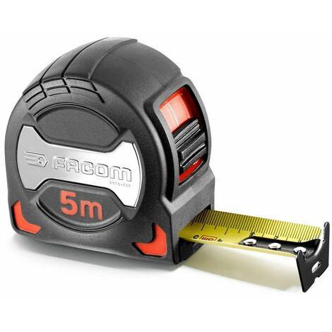 Ruban mesure Premium 5 m x 28 mm FACOM - 897A.528PB