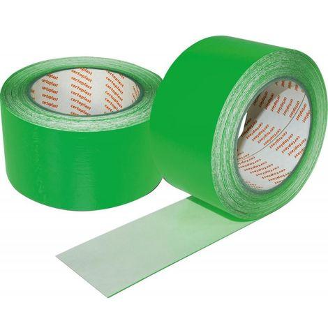 Ruban pour film pare vapeur 332 vert 60mmx25m