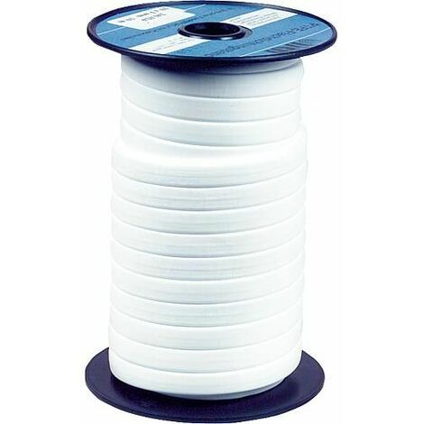 Ruban PTFE joint plat 20x7,00 mm 1 bobine de 5 metres