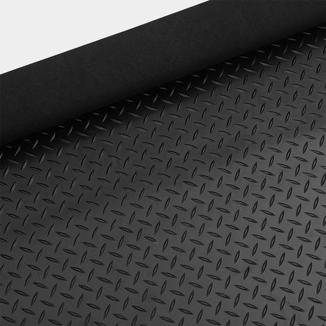 Rubber Flooring Sheeting Matting Roll Anti Slip Garage Floor Covering