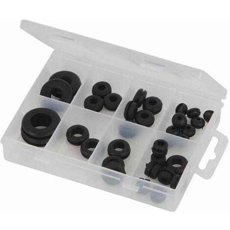 Rubber Grommets Pack - 35pce