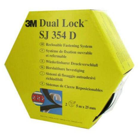 rubber tape 3M Dual Lock SJ354D