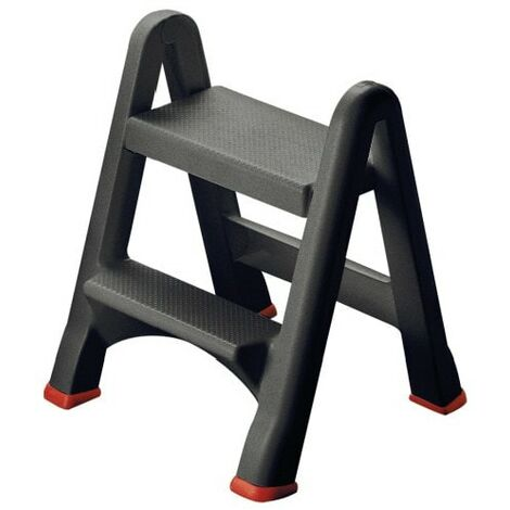 Rubbermaid Heavy Duty Polypropylene Foldable Step