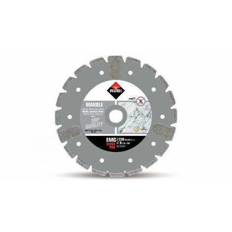 RUBI 30997 EMG-230 SUPERPRO Disco Diamante Mármol Electrodepositado