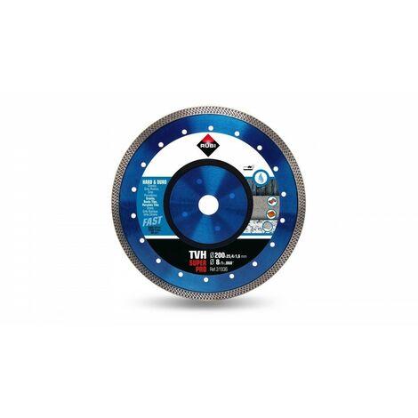 RUBI 31936 TVH-200 SUPERPRO Disco Diamante Material Duro Turbo Viper