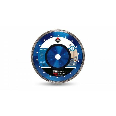 RUBI 31937 TVH-250 SUPERPRO Disco Diamante Material Duro Turbo Viper