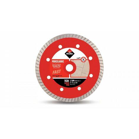 RUBI 31975 TCR-180 SUPERPRO Disco Diamante Porcelánico