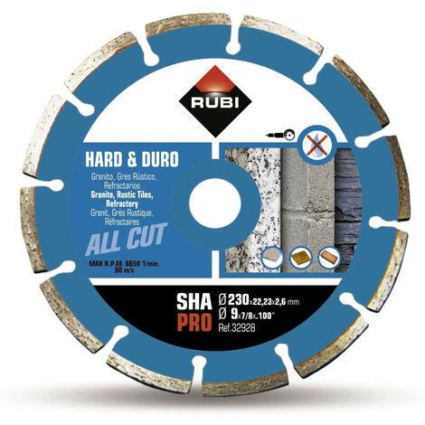RUBI 32928 DISCO SHA 230mm PRO
