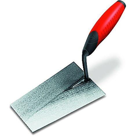 Rubi Ma 180Mm truelle de briqueteur avec manche en acier bimatériau 77258
