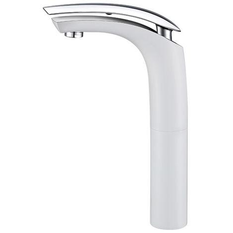 Rubinetto bagno homelody rubinetto bagno lavabo elegante miscelatore lavabo bagno alto - Rubinetto bagno alto ...