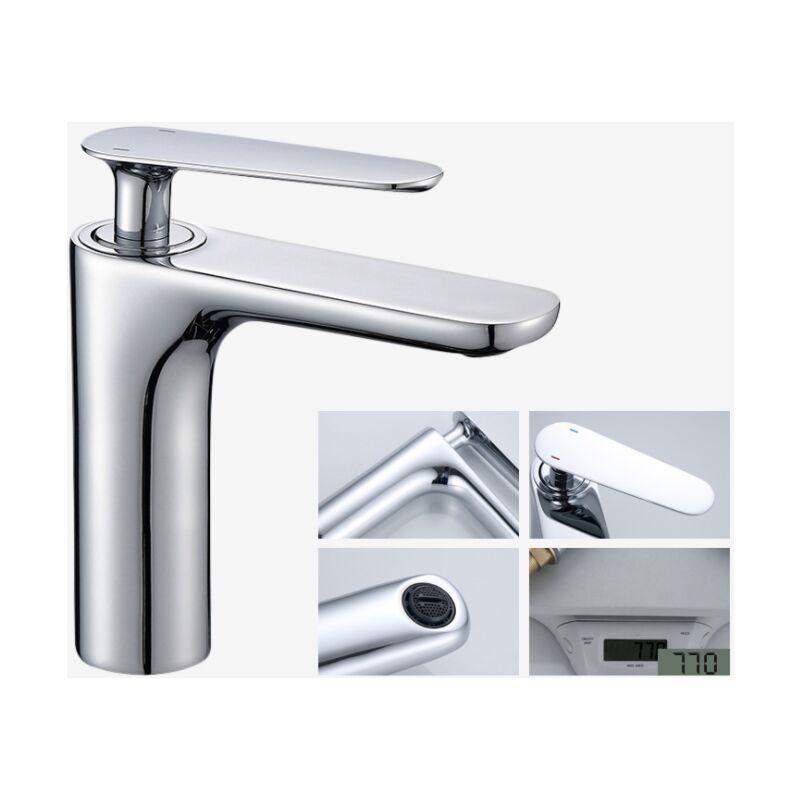 Rubinetto da bagno MONOTROU Riscaldamento e raffreddamento valvola lavabo (A3 (