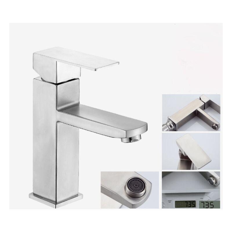 Rubinetto da bagno MONOTROU Riscaldamento e raffreddamento valvola lavabo (c3 (
