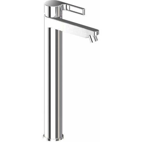 Rubinetto miscelatore alto per lavabi a bacinella Webert Doremi DR830401