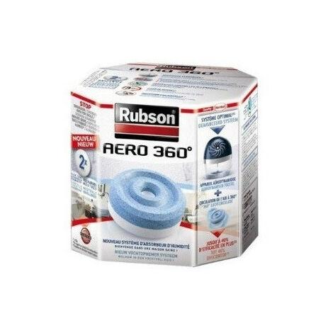 Recharge Aero 360° pour absorbeur Rubson (6) - Quantité : 6