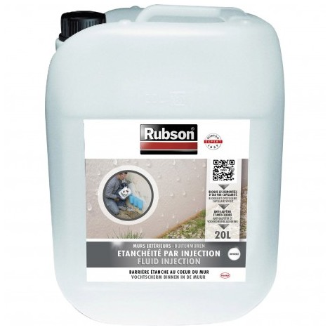 RUBSON ETANCHEITE PAR INJECTION