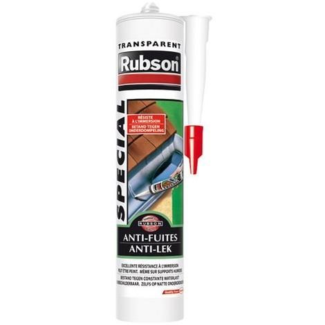 RUBSON - Mastic anti-fuites transparent - 280 mL