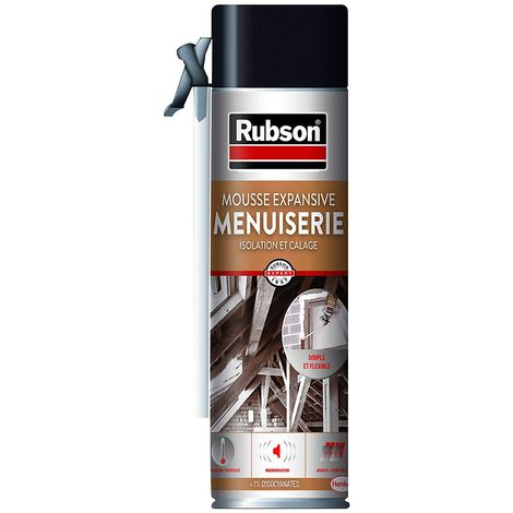 Rubson Mousse expansive Menuiserie 500ml