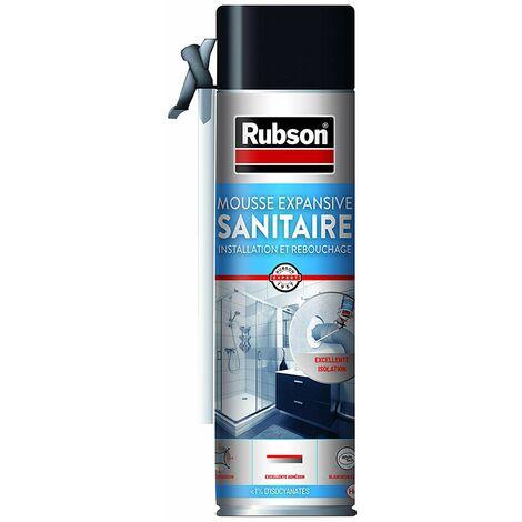 Rubson Mousse expansive Sanitaire 500ml