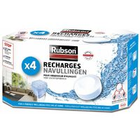 Rubson recharge pour basic x4