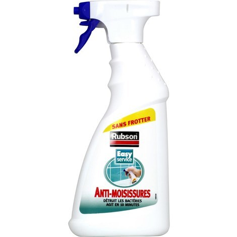 Rubson Spray anti-moisissures 500ml