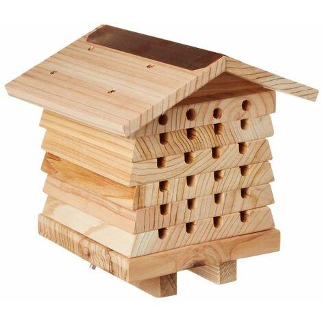 Ruche pour abeilles solitaires