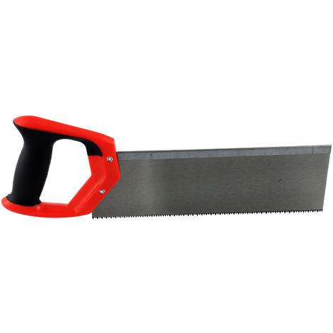 Von Kinzo Super Holzsäge 500 mm Handsäge Feinsäge Rückensäge Gehrungssäge 50 CM