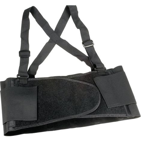 Rückenstützgurt SAFEBELT Gr.L,91-119cm 80% PES+Gum./10% Velcro/10% PP