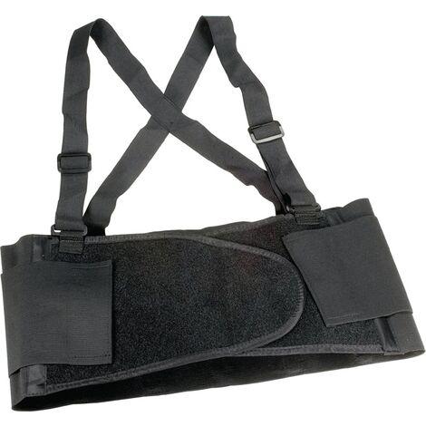 Rückenstützgurt SAFEBELT Gr.XL,119-142cm 80% PES+Gum./10% Velcro/10% PP