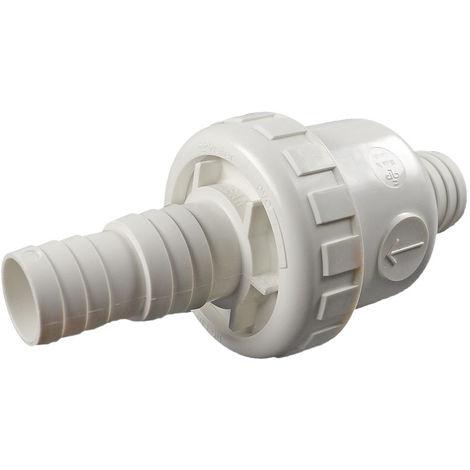 Rückschlagventil d 38 mm Schlauch, PVC