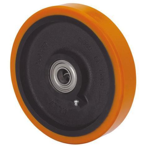 Rueda 2-1750 250ømm 1250kg poliuretano ALEX
