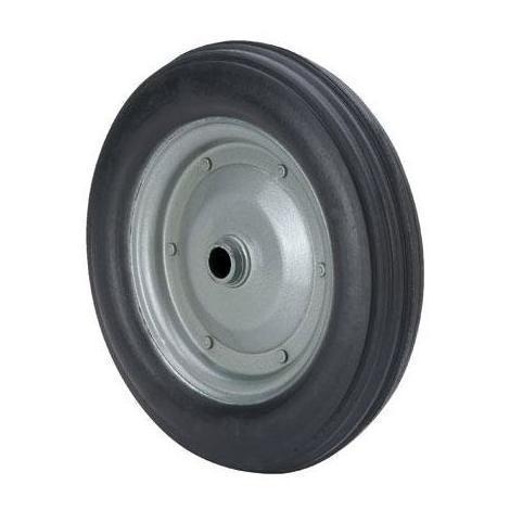 Rueda 4-0783 400ømm 390kg goma ALEX